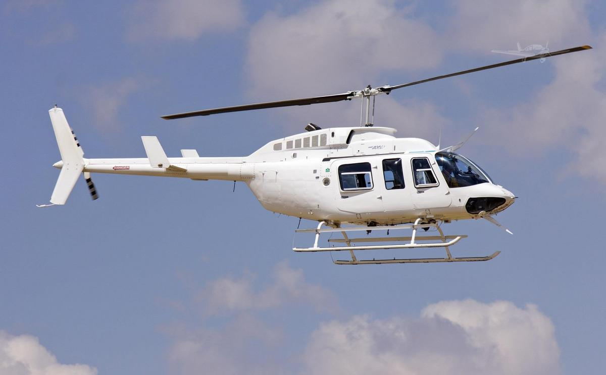 1992 BELL 206L-3  Photo 2