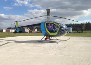 Scout Helicopter - Photo 2