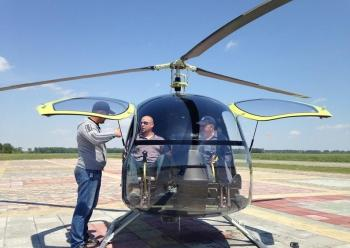 Scout Helicopter - Photo 3