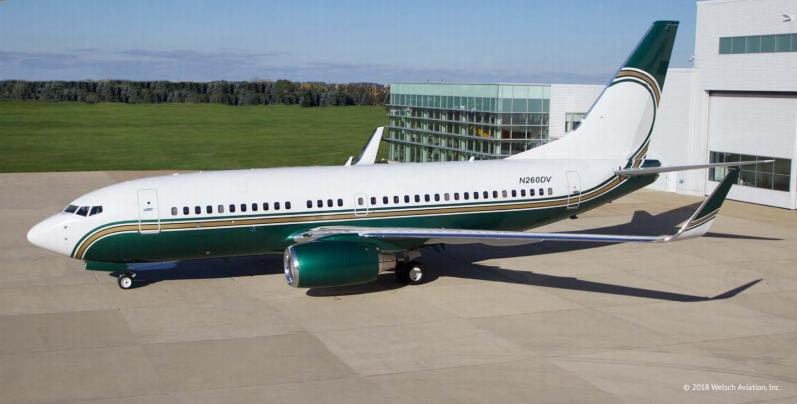 1998/1999 Boeing BBJ - Photo 1