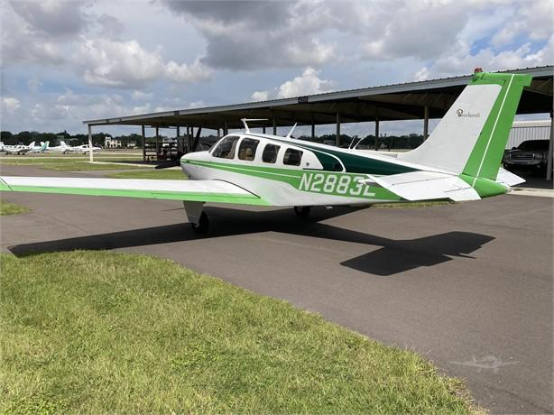 1979 BEECHCRAFT A36 BONANZA Photo 3