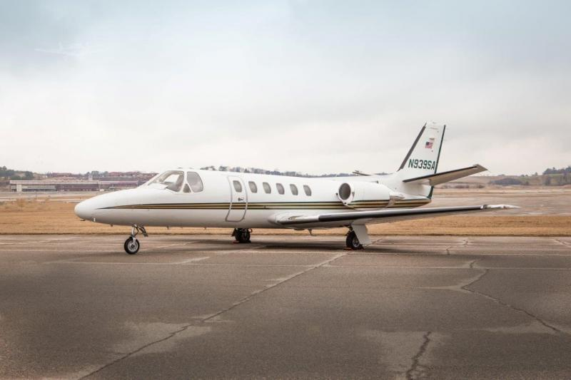 1981 CESSNA CITATION II  - Photo 1