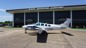 1999 Beech Baron 58 for sale - AircraftDealer.com