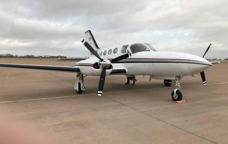 1985 Cessna 421C Photo 2