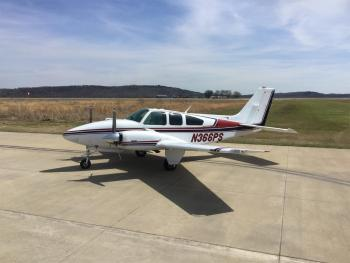 1974 BEECHCRAFT E55 BARON for sale - AircraftDealer.com